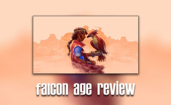 featured image for falcon age review post