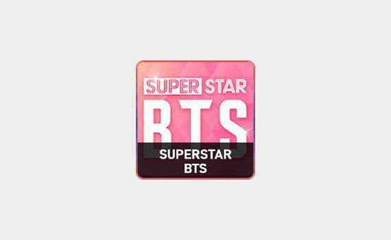 Cover for SuperStar BTS