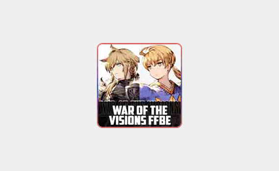 Cover for WAR OF THE VISIONS FFBE