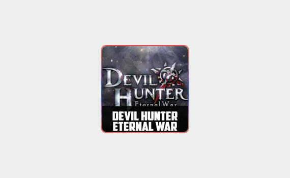 Cover for Devil Hunter: Eternal War