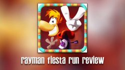 featured image for rayman fiesta run review
