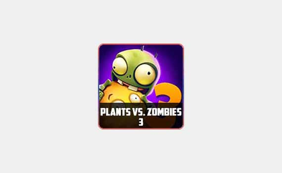 Cover for Plants vs. Zombies 3
