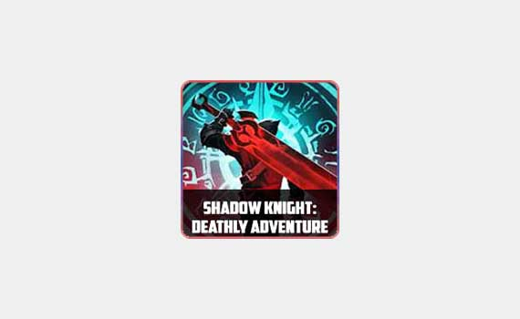 Cover for Shadow Knight: Deathly Adventure RPG