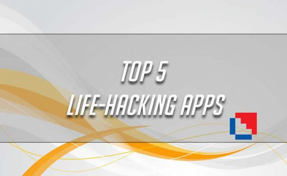 featured image for the article about life hacking apps
