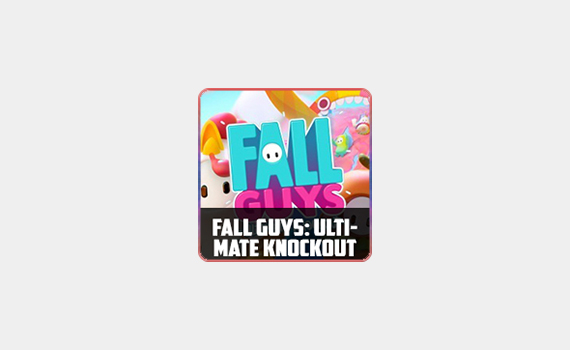 Cover for Fall Guys: Ultimate Knockout (PS4)